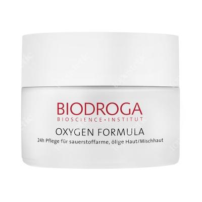Biodroga Bioscience Day and Night Care Oily/Combination Skin Krem dotleniający do skóry tłustej i mieszanej 50 ml