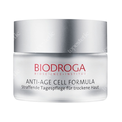 Biodroga Bioscience Firming Day Care For Dry Skin Ujędrniający krem na dzień do skóry suchej 50 ml