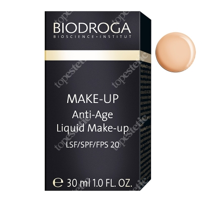 Biodroga Bioscience Liquid Make-Up Podkład kolor Silk Tan 01 30 ml