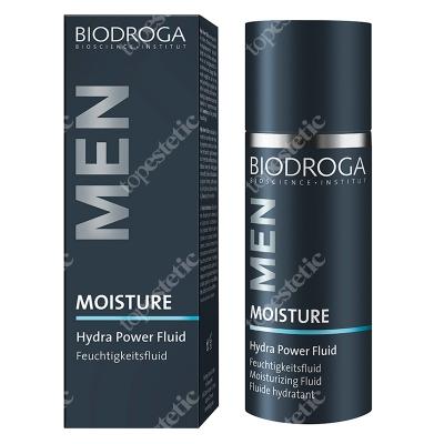 Biodroga Bioscience Moisture Hydra Power Fluid Fluid nawilżający 50 ml
