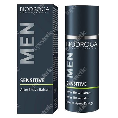 Biodroga Bioscience Sensitive After Shave Balm Balsam po goleniu 50 ml