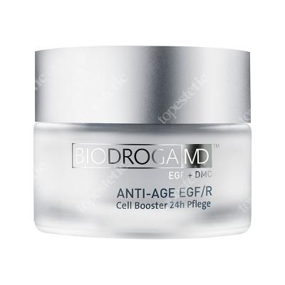 Biodroga MD Anti-age EGF/R - Cell Booster 24h Care 24 godzinny krem - ochrona komórek 50 ml