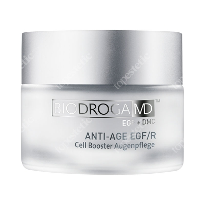 Biodroga MD Anti-age EGF/R - Cell Booster Eye Care Krem na okolice oczu - ochrona komórek 15 ml
