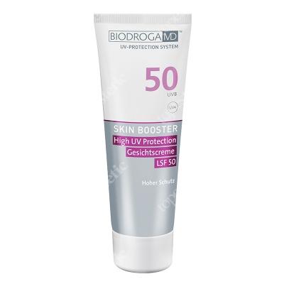 Biodroga MD High UV Protection Face Cream SPF 50 Krem ochronny beztłuszczowy z filtrem SPF50 75 ml