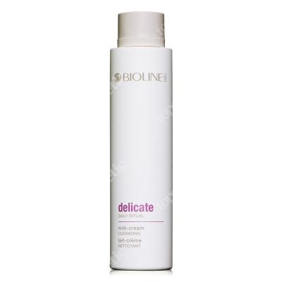 Bioline Jato Delicate Milk-Cream Cleansing Kremowe mleczko kojąco-oczyszczające 200 ml
