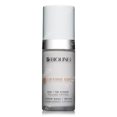 Bioline Eye-Lip Cream Filling Lifting Krem do pielęgnacji oczu i ust wypełniająco-liftingujący 30 ml