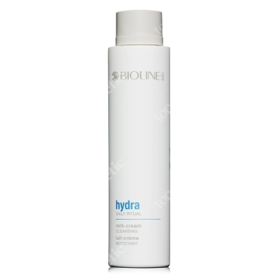 Bioline Hydra Milk-Cream Cleansing Kremowe mleczko nawilżająco-oczyszczające 200 ml