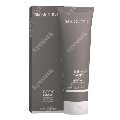 Bioline Lipoactive Thermo Cream Krem na złogi tłuszczu 250 ml
