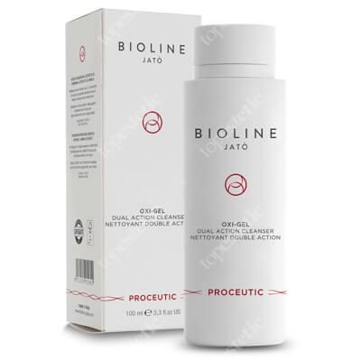 Bioline Jato Oxi-Gel Dual Action Cleanser Żel oczyszczajacy o podwójnym działaniu 100 ml
