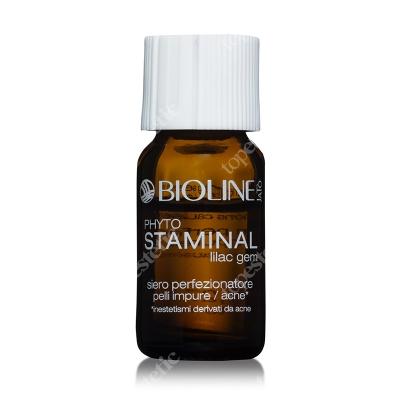 Bioline Phyto Staminal Lilac Gem Perfecting Serum Serum doskonalące do skóry z trądzikiem 8 ml