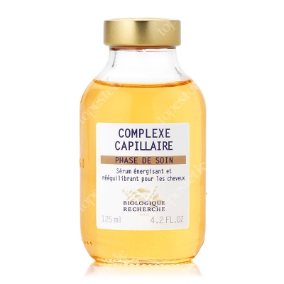 Biologique Recherche Complexe Capillaire Lecznicze serum seboregulujące do włosów tłustych 125 ml