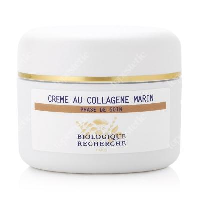 Biologique Recherche Creme au Collagene Marin Krem anti-aging do skóry mieszanej 50 ml