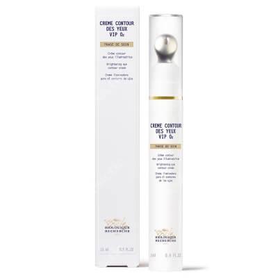 Biologique Recherche Creme Contour des Yeux VIP O² Dotleniający krem anti-aging pod oczy 15 ml