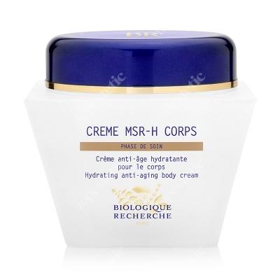Biologique Recherche Creme MSR-H Corps Intensywny krem odmładzający 200 ml