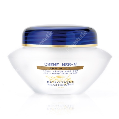 Biologique Recherche Creme MSR-H Odmładzający krem do skóry menopauzalnej 50 ml