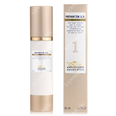 Biologique Recherche Creme Preparation UV Krem stymulujący opalanie 50 ml