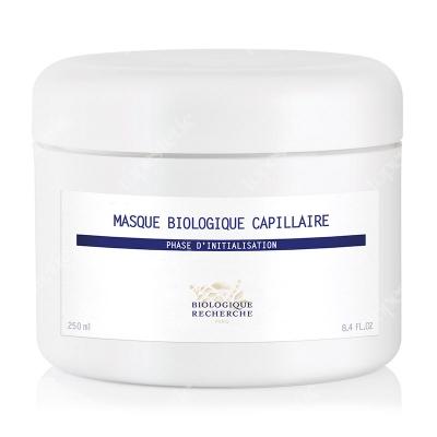 Biologique Recherche Masque Biologique Capillaire Maska regenerująca do zniszczonych włosów 250 ml