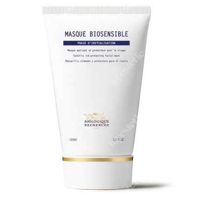 Biologique Recherche Masque Biosensible Kojąca maska do skóry wrażliwej, nadwrażliwej i reaktywnej 100 ml