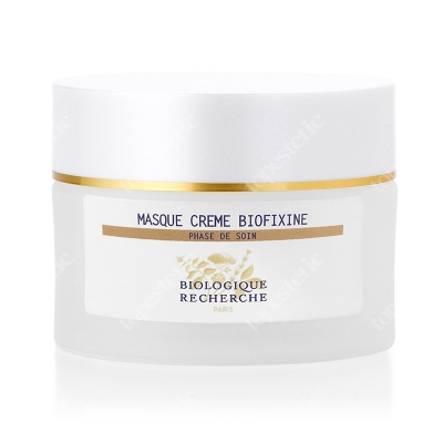 Biologique Recherche Masque Creme Biofixine Maska-krem 2w1 na zmarszczki mimiczne 50 ml