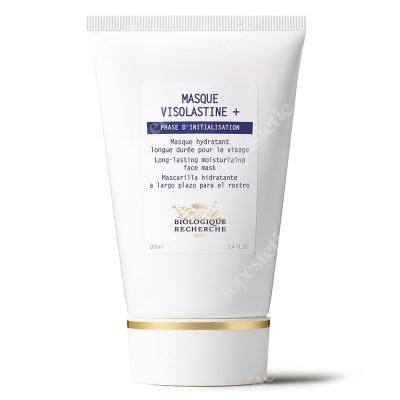 Biologique Recherche Masque Visolastine+ Długotrwale nawilżająca maska do twarzy 100 ml