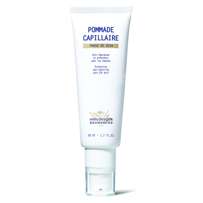 Biologique Recherche Pomade Capillaire Ochronna odżywka do włosów 50 ml