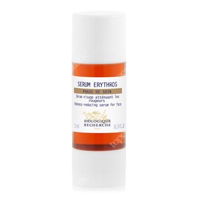 Biologique Recherche Serum Erythros Aktywne serum na naczynka i trądzik różowaty 15 ml