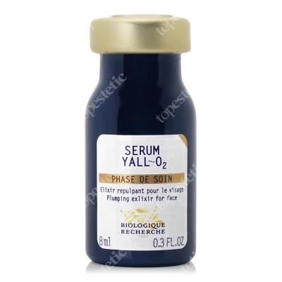 Biologique Recherche Serum Yall O2 Wypełniający eliksir z kwasem hialuronowym 8 ml