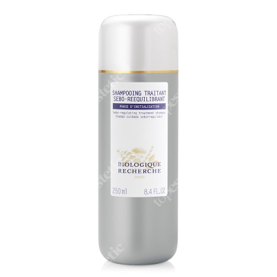 Biologique Recherche Shampooing Traitant Sebo-Reequilibrant Szampon regulujący wydzielanie sebum 250 ml