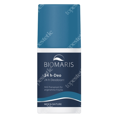 Biomaris 24h Deo Roll-On 24-godzinny antyperspirant 50 ml