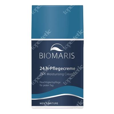 Biomaris 24h Moisturising Cream 24-godzinny krem nawilżający dla mężczyzn 50 ml