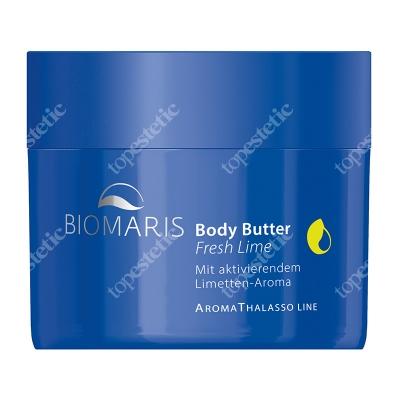Biomaris Body Butter Fresh Lime Masło do ciała: odświeżające 200 ml