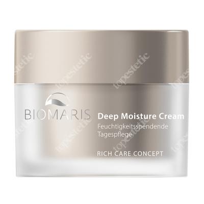 Biomaris Deep Moisture Cream Without Perfume Krem głęboko nawilżający, bezzapachowy 50 ml