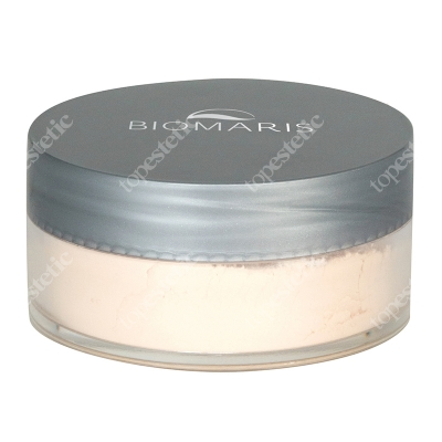Biomaris Face Powder Translucent Puder sypki (kolor transparentny) 15 g