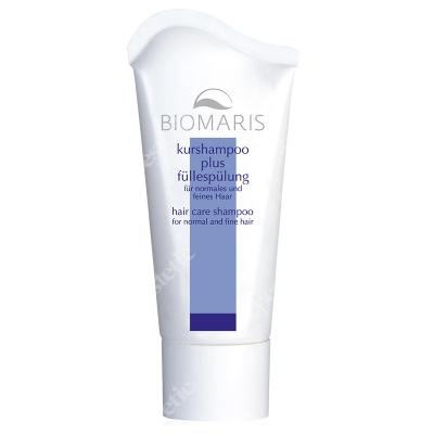 Biomaris Hair Care Shampoo Szampon do włosów cienkich i normalnych 50 ml