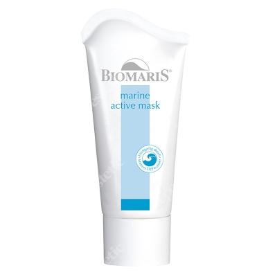 Biomaris Marine Active Mask Maska oczyszczająco-pielęgnująca 50 ml