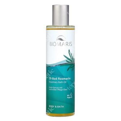 Biomaris Rosemary Bath Oil Olejek do kąpieli z rozmarynem 200 ml