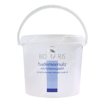 Biomaris Sea Salt For The Bath With Pine Needle Oil Sól morska z olejkiem 6 kg