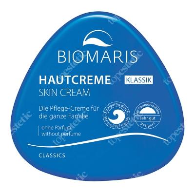 Biomaris Skin Cream Klassik Without Perfume Krem ochronny z wodą morską i euceryną 250 ml