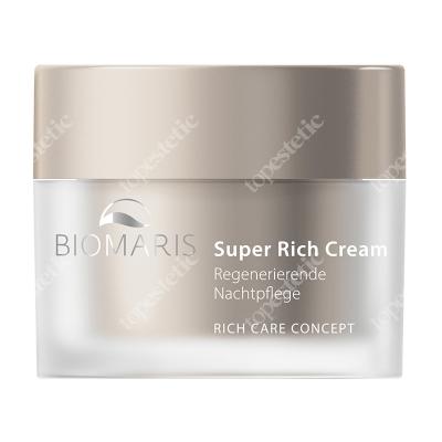 Biomaris Super Rich Cream Without Perfume Krem odżywczy do skóry suchej i dojrzałej, bezzapachowy 50 ml