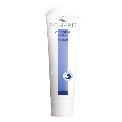 Biomaris Tooth Paste Pasta do zębów z wodą morską 75 ml