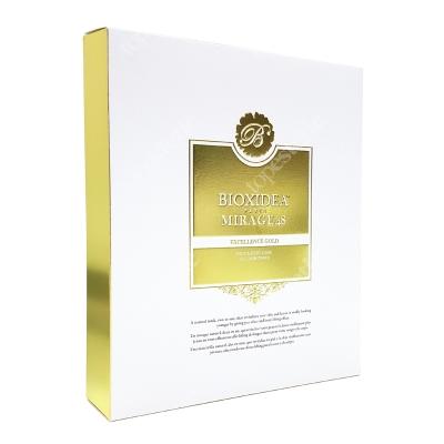 Bioxidea Mirage 48 Excellence Gold Maska na twarz dla kobiet 3 szt.