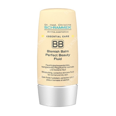 Schrammek Blemish Balm Perfect Beauty - Beige essential care Fluid 40 ml