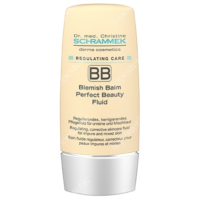 Schrammek Blemish Balm Perfect Beauty - Beige regulating care Fluid 40 ml