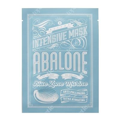 Blithe Blue Zone Marine Intensive Mask Abalone Maseczka o działaniu nawadniającym 25 g