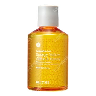 Blithe Energy Yellow Citrus & Honey Mask Maska na bazie miodu oraz Witaminy C 200 ml