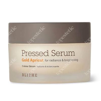 Blithe Pressed Serum Gold Apricot Prasowane serum o działaniu rozjaśniająco-rozświetlającym 50 ml