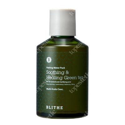 Blithe Soothing & Healing Green Tea Mask Maska na bazie liści zielonej herbaty 200 ml