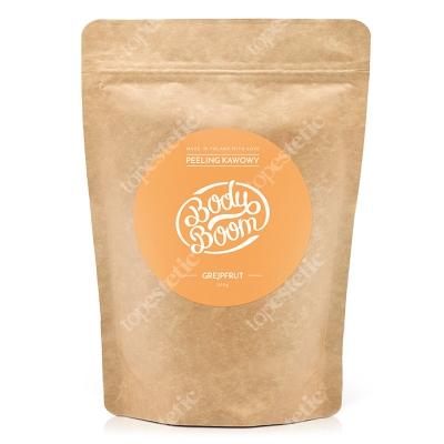 Body Boom Energetyczny Grejpfrut Peeling kawowy 200 g