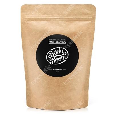 Body Boom For Alpha Men Peeling kawowy dla mężczyzn 200 g