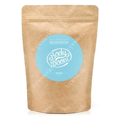 Body Boom Imprezowy Kokos Peeling kawowy 200 g